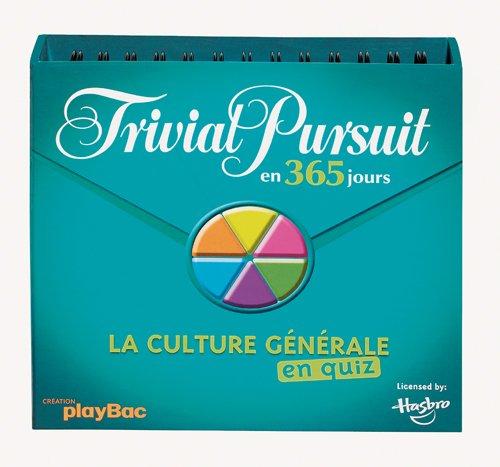 Trivial Pursuit - 365 jours pour tester ...