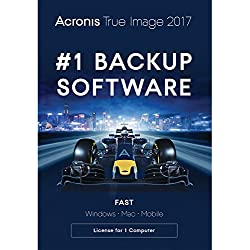 Acronis TIHXB2UKS True Image 2017 License - 1 Computer