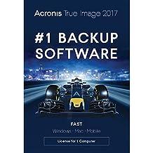 Acronis TIHXB2UKS True Image 2017/EN/WIN,MAC/1PC Software