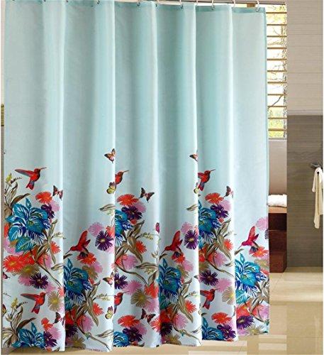 GYMNLJY Bagno poliestere tenda doccia muffa impermeabile spessa cortina di tenere al caldo occlusione , 240*200