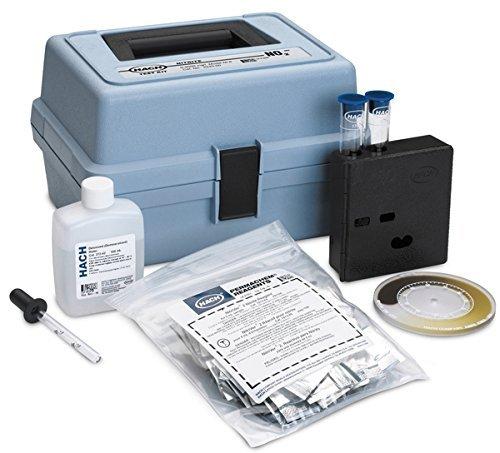 Hach 224000Stickstoff, Nitrit Farbe Disc Test Kit, Modell ni-6, Kunststoff (Stickstoff-test-kit)