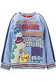 Oilily Sweatshirt Hobbe Blau für Jungen YS18BHJ501
