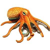 SODIAL 80CM Big Funny Cute Octopus Squid Stuffed Animal Soft Plush Toy Doll Pillow Decoration Gift