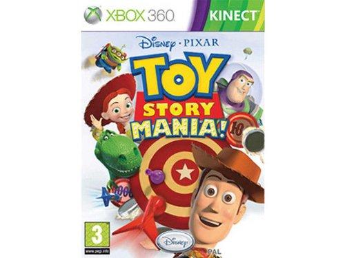 Toy Story Mania (Xbox 360) [UK IMPORT]