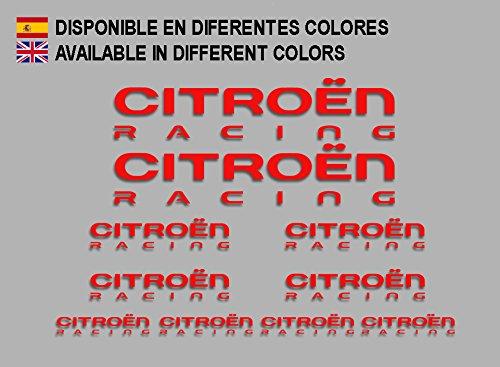pegatinas-citroen-racing-f210-stickers-aufkleber-decals-adesivi-coche-rallye-racing-wrc-rojo-red