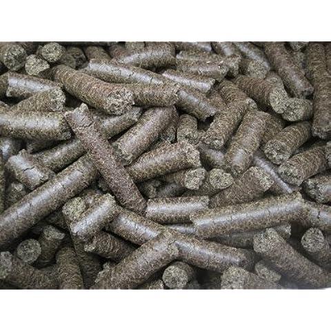 El cáñamo pellets 15 mm 20 kg de aluminio 100% cáñamo cáñamo semillas de cebada