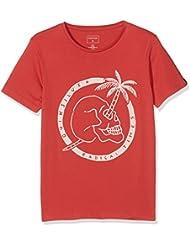 Quiksilver Jungen Sscltyopalmskul T-Shirt, Einheitsgröße
