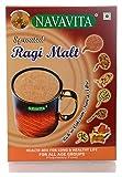 #9: Navavita Sprouted Ragi Malt, 500 g