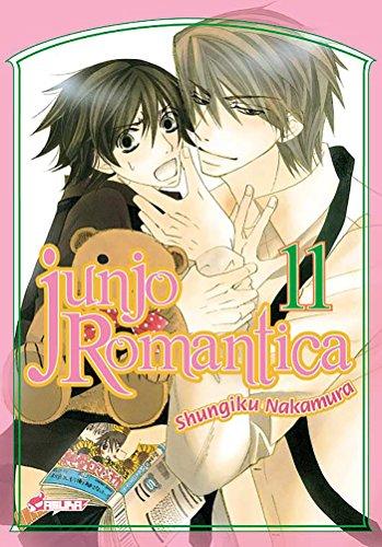 Junjô Romantica Vol.11 par NAKAMURA Shungiku