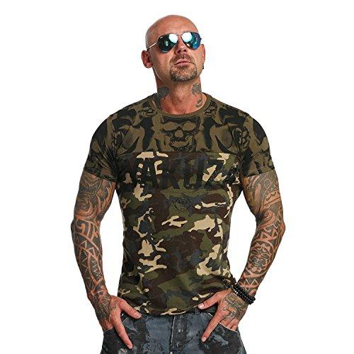 Yakuza Original Herren Sick N Fxck T-Shirt
