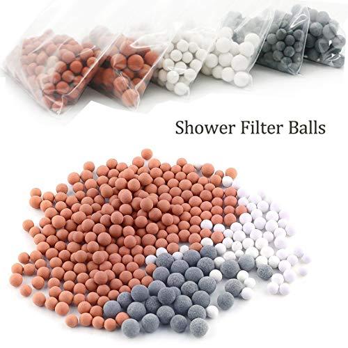Filtro doccia anticalcare inclusi i carboni attivi la doccia non cè più calcare e la pelle e capelli restano più morbidi.soddisfatto