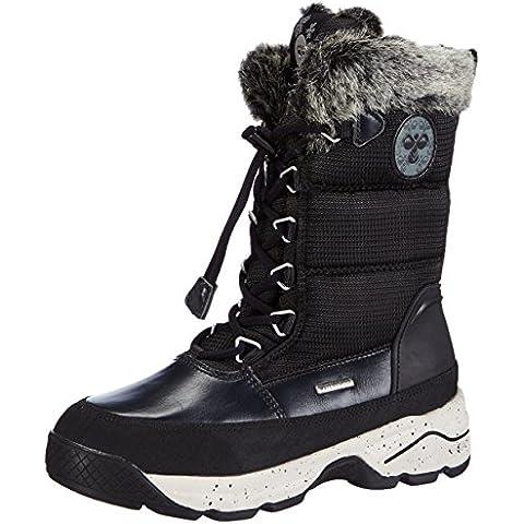 Hummel - Hummel Lace Snow Boot Jr Hi, Scarpe Da Neve infantile