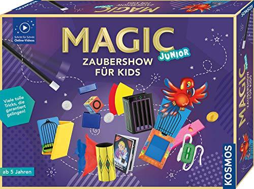 Kostüm Kinderbuch Erwachsene Für - KOSMOS 698829 - Magic Zaubershow für Kids