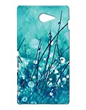 Pickpattern Back Cover for Sony Xperia M2/Sony Xperia M2 Dual Sim best price on Amazon @ Rs. 299