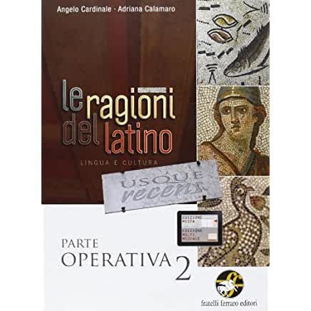 LE RAGIONI DEL LATINO - usque recens - parte operativa 2