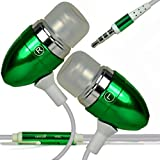 Digi Pig–Amazon Fire HD 10Tablet Farbe Aluminium Hände frei Kopfhörer (in-Ear) mit 3,5mm Klinke Anschluss