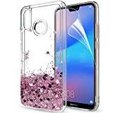 LeYi Case for Huawei P20 Lite with HD Screen Protector,
