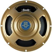 Celestion G10Alnico Oro de altavoces (8ohmios)