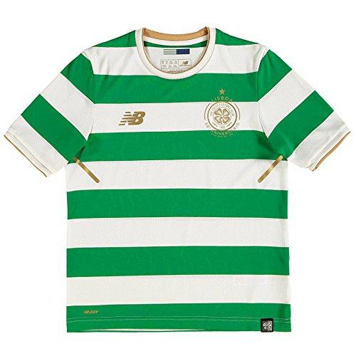 New-Balance-Kids-Cfc-Home-Short-Sleeve-Football-Shirt-White-Medium