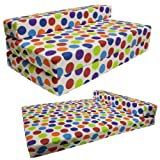 Gilda ® DOUBLE SOFABED - SPOTTY COTTON Fold - Best Reviews Guide