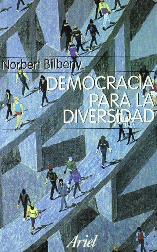 Democracia para la diversidad por Norbert Bilbeny