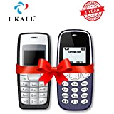 [Sponsored]I KALL 1.4 -inch Display Feature Mobile Combo - K72 (Black) And K71 (Dark Blue)