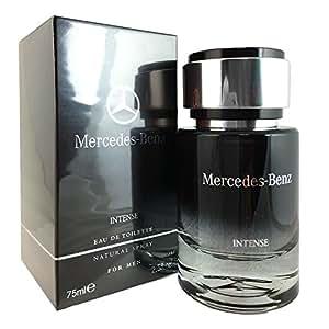 Mercedes benz intense for men eau de toilette intense for Mercedes benz intense perfume