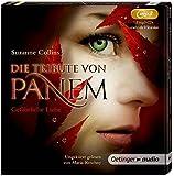 Die Tribute von Panem. Gefährliche Liebe (2 mp3-CD): Ungekürzte Lesung, ca. 577 min.