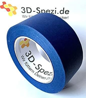 3d druck beschichtung 48mm breit x 50m lang blue masking for Wohnlandschaft 3 00 meter breit