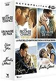 Coffret nicholas sparks 4 films : cher john ; n'oublié jamais ; un havre de paix ; une seconde chance