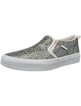 Vans Mädchen My Asher Sneaker