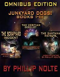 Junkyard Dogs Omnibus (Volumes 1-3) (English Edition)