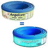Angelcare Windeleimer Deluxe 2780 inkl. 13 Kassetten - 2