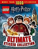 LEGO Harry Potter Ultimate Sticker Collection - More Than 1,000 Stickers