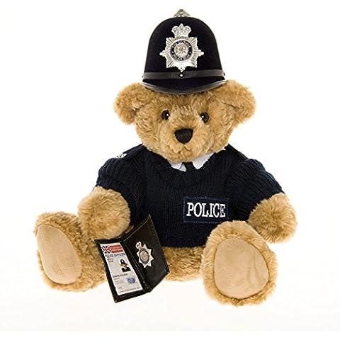 Osito de Peluche Policía Británico - Ositos de Peluche de Gran Bretaña
