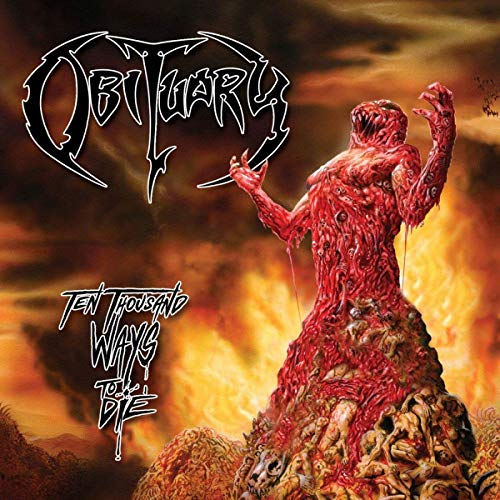 Obituary: Ten Thousand Ways To Die Maxi Single [Vinyl LP] (Vinyl)