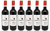 Appalina - Vin Rouge sans Alcool - Cabernet Sauvignon - 6 x 0.75 l