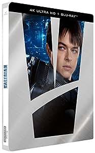 Valérian et la cité des mille planètes – Blu-ray 4K UHD + Blu-ray + 1 rondelle bonus - Steelbook Edition Limitée