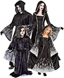 Familie Herren Damen Kinder Sensenmann Seele Eater Halloween mama papa sohn tochter passend Horror Gruppe Kostüm Kleid Outfit
