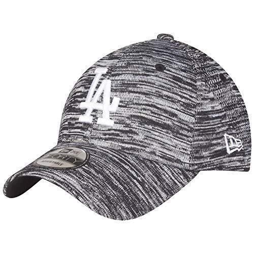 8a5ea2bfa7a3f A NEW ERA Gorra de béisbol 9FORTY Engineered Fit L.A. Dodgers Negro  Jaspeado - Ajustable