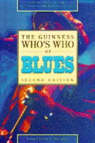 The Guinness Who's Who of Blues