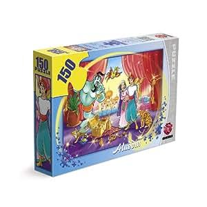 Aladdin Jigsaw Puzzle (150 Pieces)