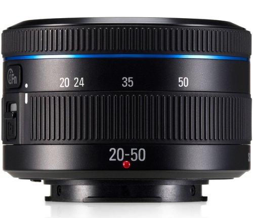 i-Function Objektiv 20-50 mm F3.5-5.6 ED II für Samsung NX-Serie ()