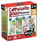 Headu IT21673 Montessori Cappuccetto Rosso