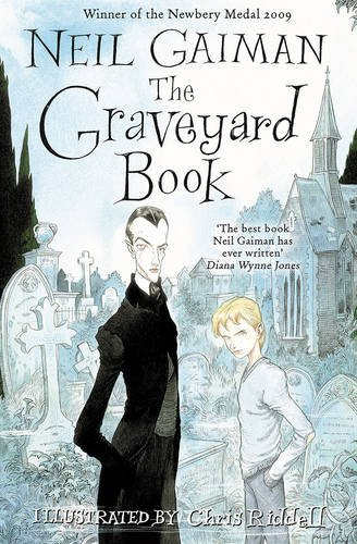 The Graveyard Book: Neil Gaiman