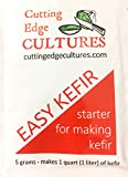 Best Kefir Grains - Cutting Edge Cultures Easy Kefir Starter Culture, 1 Review