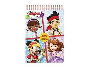 Anker djsnb Disney Junior 2014de garabatos con Pegatinas (A5)