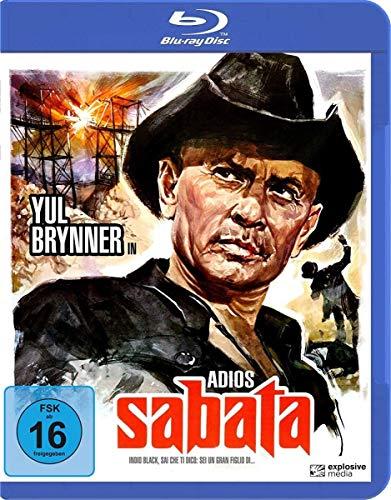 Adiós Sabata (Neuauflage) [Blu-ray]