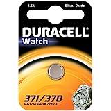 """DURACELL Lot de 5 Piles spéciale montres""""Watch"""" 371/370 Blister x1 (SR69)"""