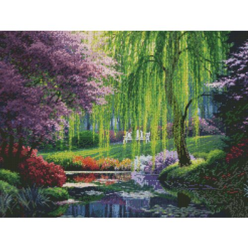 the-willow-pond-needlepoint-kit-16x12-stitched-in-floss